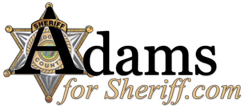 Adams for Sheriff